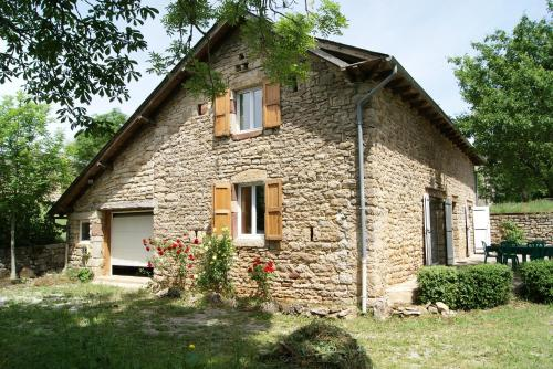 Gîte La Grange : Guest accommodation near Campagnac