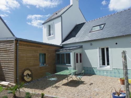 les couleurs de l'eau : Guest accommodation near Plonéour-Lanvern