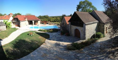 l'Ostal del Simon : Guest accommodation near Saint-Jean-de-Laur