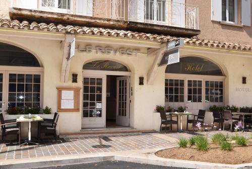 Hotel Le Revest : Hotel near Sainte-Maxime