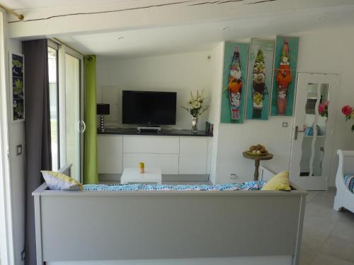 Roquevaire : Apartment near Saint-Zacharie