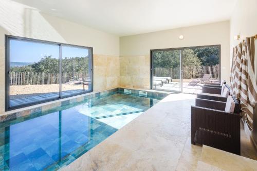 Villa Celestine : Guest accommodation near Saint-Hippolyte-de-Montaigu