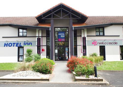 Hôtel Inn Design Resto Novo Alençon : Hotel near Valframbert