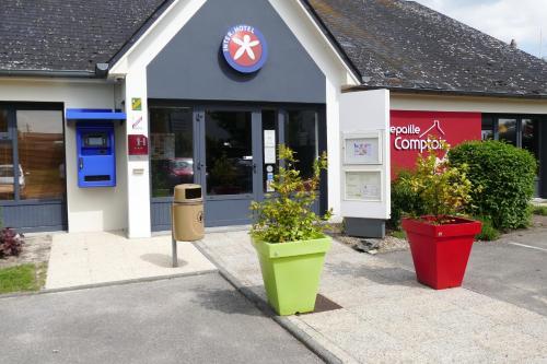 Inter-Hotel Rouen sud Oissel : Hotel near Franqueville-Saint-Pierre