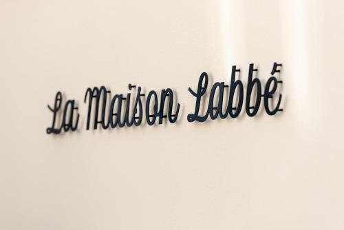 Maison Labbé : Guest accommodation near Jours-en-Vaux