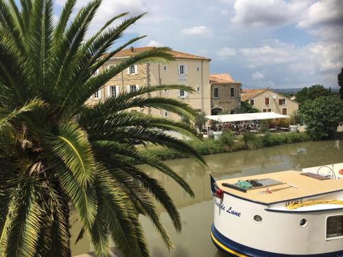 Le Neptune : Guest accommodation near Saint-Nazaire-d'Aude