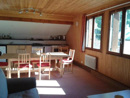 Alpineaccomodation : Apartment near Eygliers