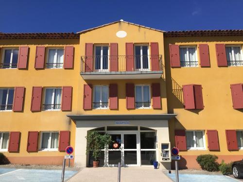 Résid'Artel Cadarache - ITER : Hotel near Beaumont-de-Pertuis