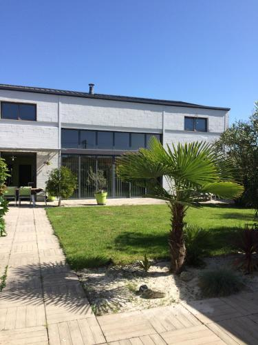 Loft Zen : Guest accommodation near Carignan-de-Bordeaux