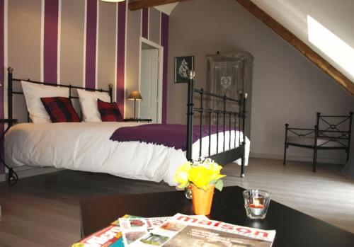 Chambres d'hôtes Dinan : Bed and Breakfast near La Chapelle-Blanche