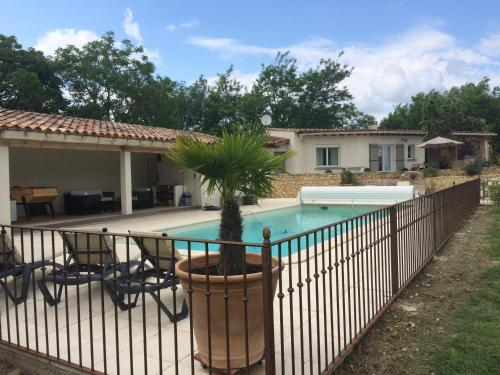 Le Domaine De L'Horte : Guest accommodation near La Digne-d'Aval
