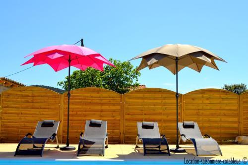 L'escapade provencale : Guest accommodation near Martigues