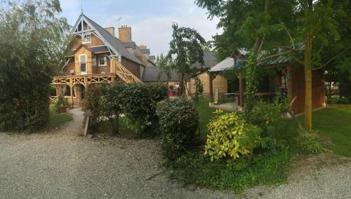 Chambres d'Hôtes Fleur de Sel : Guest accommodation near Roz-sur-Couesnon
