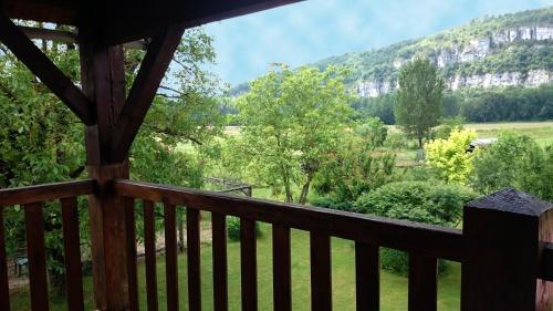 Gite des Versanes : Apartment near Cabrerets