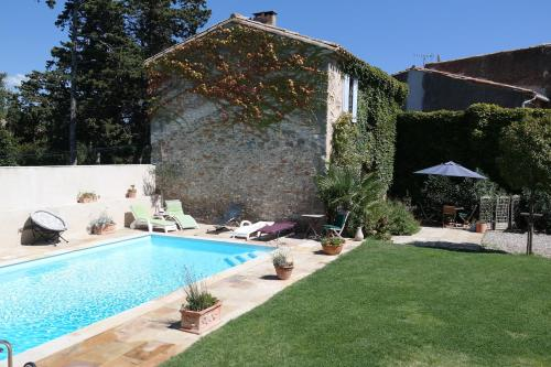 The Cottage, Clos des Archers : Guest accommodation near Aigues-Vives