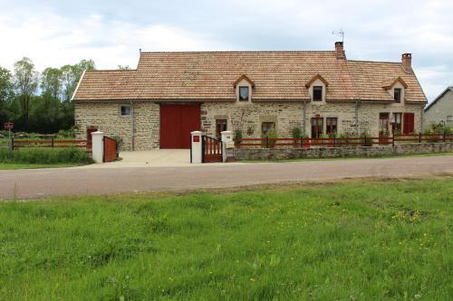 Au Clos des Tourelles : Bed and Breakfast near Lacanche