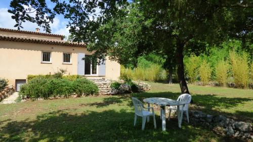 Studio à St Cezaire Sur Siagne : Apartment near Séranon