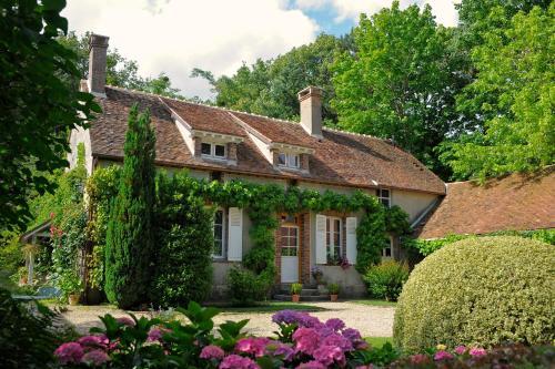 Hameau des Grès : Guest accommodation near Nanteau-sur-Lunain