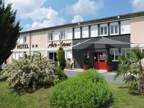 Hotel Air-lane : Hotel near Montmorency-Beaufort