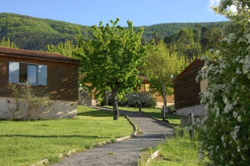 Le Pré Martin, village d'hôtes : Apartment near La Rochette