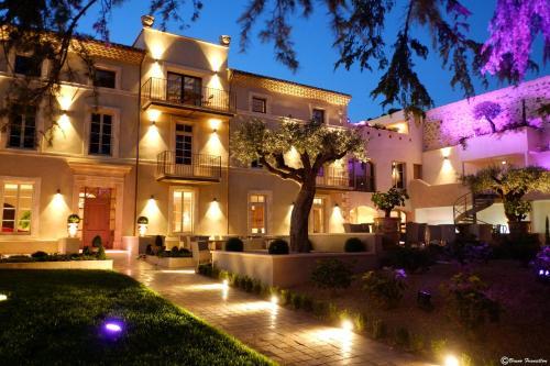 Villa Montesquieu : Hotel near Codolet