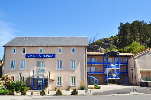 Hotel Du Rocher : Hotel near Saint-Michel