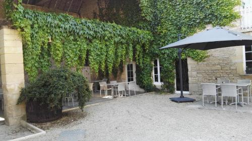 Auberge De La Mue : Hotel near Saint-Manvieu-Norrey