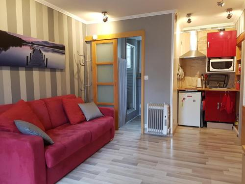 Studio Saint Leu d'Esserent : Apartment near Persan