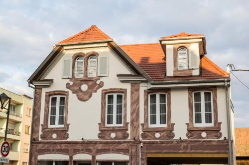 Les Chambres de Louise : Guest accommodation near Zimmersheim