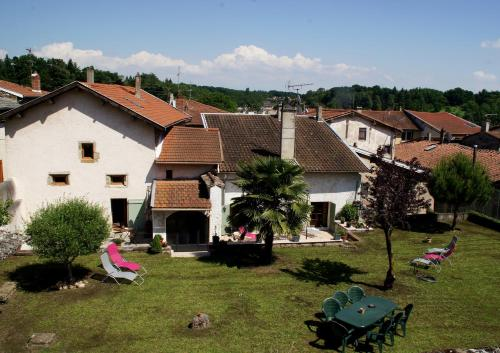 Le Charles IX : Apartment near Saint-Romain-de-Surieu
