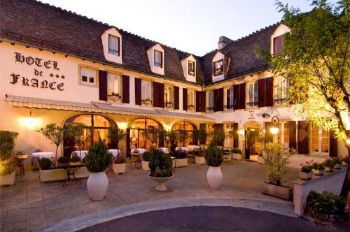 Hotel De France : Hotel near Chadenet