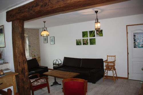 Gite In Fontainebleau : Bed and Breakfast near Rumont