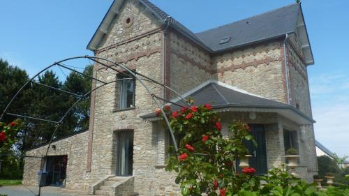 La maison des musiciens : Bed and Breakfast near Carneville