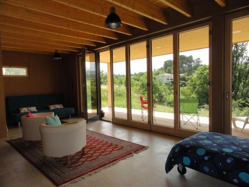 Gite de la montée de Jamelle : Guest accommodation near Saint-Genest-de-Beauzon