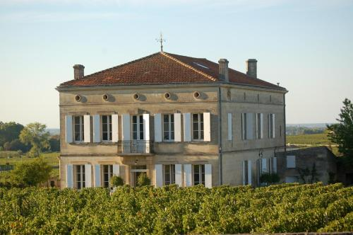 Le Pavillon Villemaurine : Bed and Breakfast near Saint-Christophe-des-Bardes