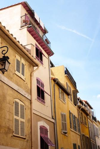 Maison Boa : Bed and Breakfast near Marseille 2e Arrondissement