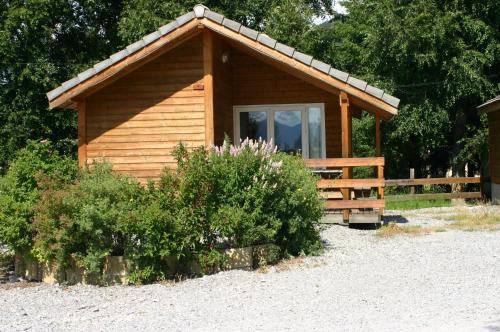 Camping la Pause : Guest accommodation near Chabottes