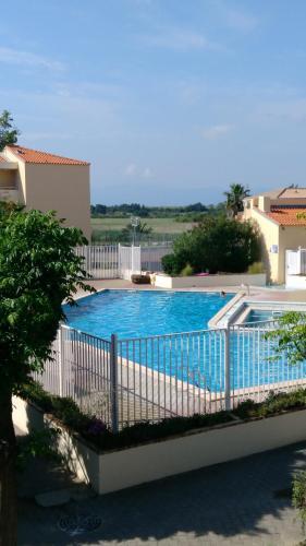 Canet Méditerranée : Apartment near Villelongue-de-la-Salanque