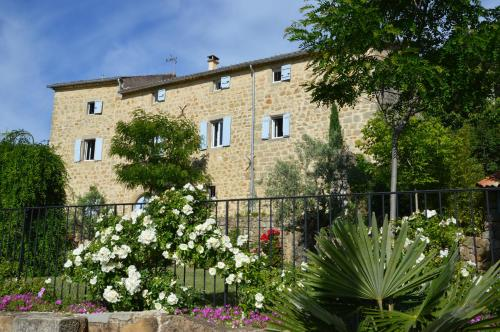 Le Mas des Monèdes : Bed and Breakfast near Robiac-Rochessadoule