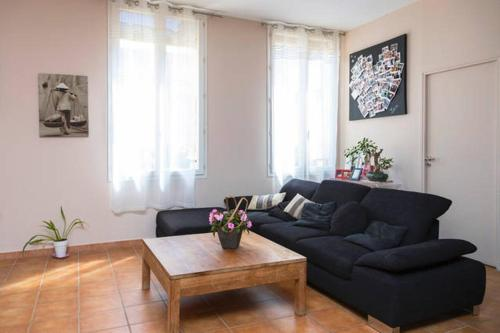 Appartement Rappe : Apartment near Avignon