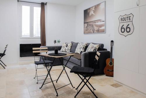 Studio Jean Roque : Apartment near Marseille 6e Arrondissement