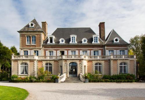 Château de Noyelles – Baie de Somme : Hotel near Regnière-Écluse
