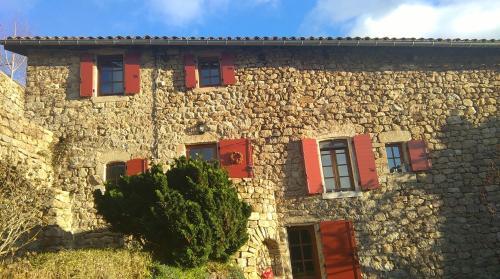L'Oustau de Pequeti : Guest accommodation near Cellier-du-Luc