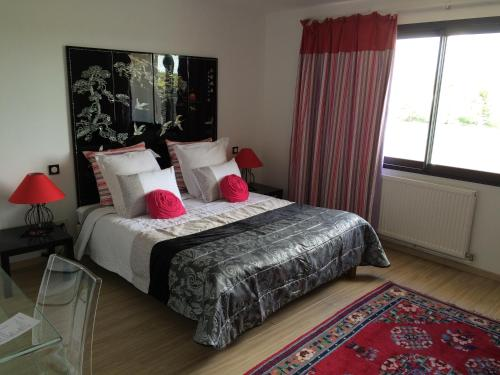 Chambre D'hote Chez Francoise : Bed and Breakfast near Saint-Aubin