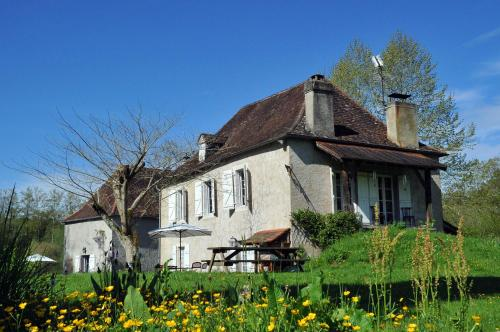 Les Chambres du Moulin : Bed and Breakfast near Jasses