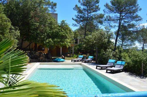 Villa Asunda B&B Spa & Sauna, Chambres d'Hôtes : Guest accommodation near Seillons-Source-d'Argens