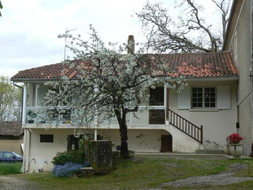 Houres : Guest accommodation near Lannepax
