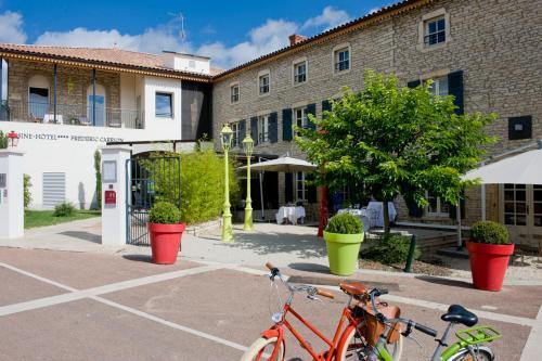 Frédéric Carrion Cuisine Hôtel : Hotel near Martailly-lès-Brancion