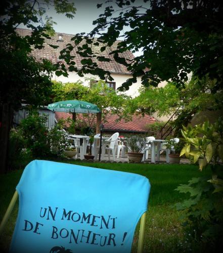 L'auberge de Chaussin : Bed and Breakfast near Chaînée-des-Coupis