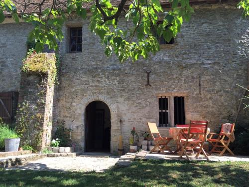 Pâtis de Fromentelle : Bed and Breakfast near Longchamps